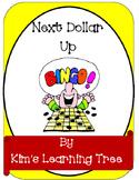 Next Dollar Up Bingo