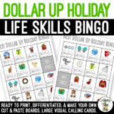 Next Dollar Up (Holiday) BINGO Game