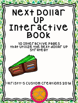 Next Dollar Up Interactive Book
