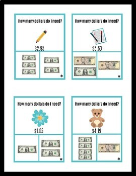 Next Dollar Up Strategy (Special Education - Autism - Early Elementary)