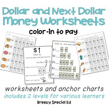Special Education Next Dollar Up and Dollar... by Breezy Special ...