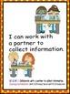 Next Generation Kindergarten Big Idea 1 Posters Correlated to Journey's