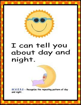 Next Generation Kindergarten Science Standards Posters