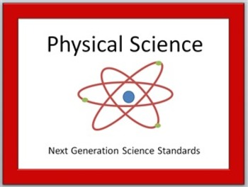 Next Generation PHYSICAL Science Standards