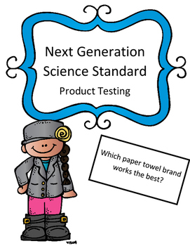 STEM: Next Generation 2nd Grade: Product Testing