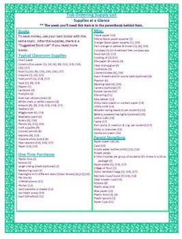 Next Generation Science 1st Grade-Complete Year Lessons Bundled