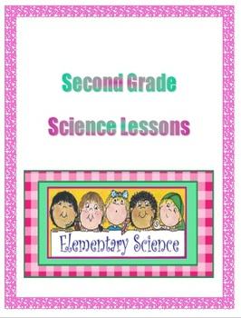 Next Generation Science 2nd Grade Complete 18 Weeks Bundled