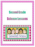 Next Generation Science 2nd Grade Complete 18 Weeks Bundled