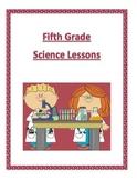 Next Generation Science 5th Grade Life Science 2-3 Week Unit