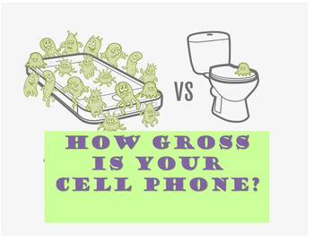 Next Generation Science Lab:  How Gross is your Phone?  A Bacteria Lab