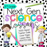 Next Generation Science Lessons & Activities {3rd Grade Resource Packet}