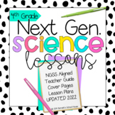 Next Generation Science Lessons & Activities {4th Grade Resource Packet}