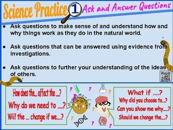 Next Generation Science Practices: Practice One