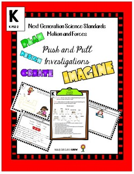 Next Generation Science Standard K-PS2-2 Motion and Stability Design and Build