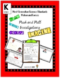 Next Generation Science Standard K-PS2-2 Motion and Stabil