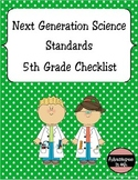 Next Generation Science Standard (NGSS) - 5th Grade