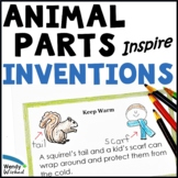 Inventions Inspired by the Function of Animal Parts Science Book