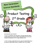 Next Generation Science Standards (2nd Grade) Product Design