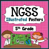 5th Grade I Can Statements - Next Generation Science Stand