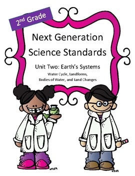 Next Generation Science Standards: Earth's Systems Unit