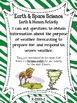 Kindergarten I Can Statements - Next Generation Science Standards (NGSS Posters)