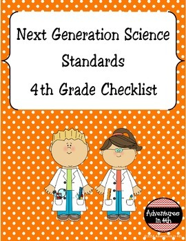 Next Generation Science Standards (NGSS) - 4th Grade