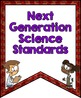 Next Generation Science Standards Pennant Banners Middle School