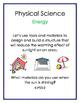 Next Generation Science Standards Science Anchor Charts Ki