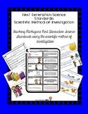 Next Generation Science Standards Scientific Investigations for 1st Grade