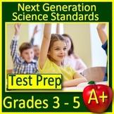 Next Generation Science TEST PREP Bundle - SELF-GRADING GOOGLE FORMS  - NGSS