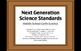Next Generation Science Standards for Middle School Earth Science 2