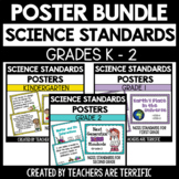 Standards Poster Bundle K-2: for Use with Next Generation Science Standards