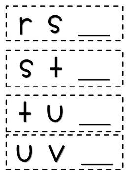 Next Letter Literacy Center