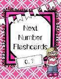Next Number Flashcards - MCLASS Math Practice