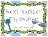 Next Number Fly Swatter Game (MCLASS Math/ Dibels)