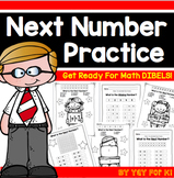 Next Number Practice--Color By Number