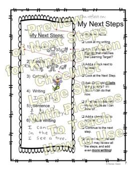 Next Steps Checklist for Kindergarten