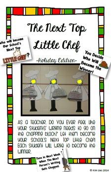 Next Top Little Chef