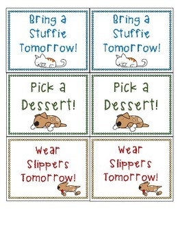 Student Reward Coupons for Classroom Management! K-6