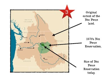 Nez Perce Indians Sources/Stations
