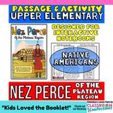 Native Americans: Nez Perce Passage with Activity