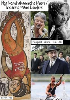 Ngā kaiwhakaohooho Māori / Inspiring Māori Leaders Pukapuka tuatoru (Third book)