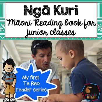 Nga Kuri - Te Reo Maori emergent reader