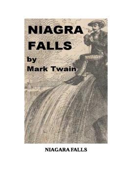 Niagra Falls by Mark Twain