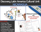Nicaragua Cultural Unit Pack  - Includes Native Speaker PREZI Voiceover