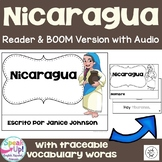 Nicaragua Reader {en español} & Vocab pages ~ Simplified for Language Learners