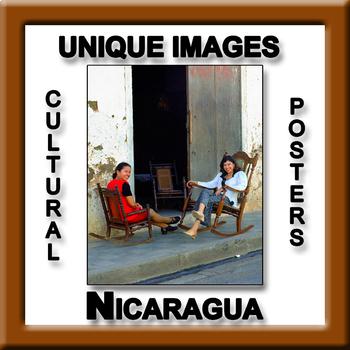 Nicaragua in Photos Poster - Vertical