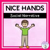 Nice Hands - Social Story (FULL VERSION)