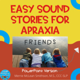 Nice and Easy Sound Stories: Friends      NO PREP