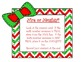 Nice or Naughty? Math Activities for First Grade!